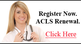 AHA ACLS Certification Classes | CPR Nashville