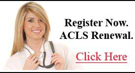 ACLS Advanced Cardiac Life Support