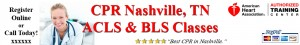 ACLS and BLS Classes in Nashville
