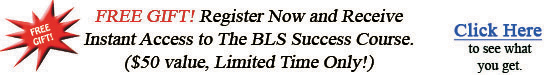 BLS Course FREE Gift