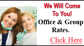 We Come To Your Office | Group and Office Rates