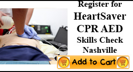Heartsaver CPR AED Check