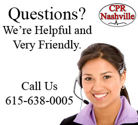 Call for Questions. CPR Nashville