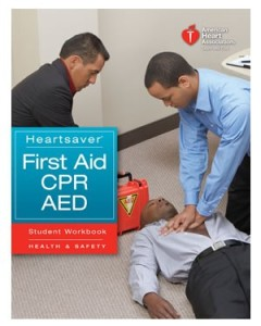 First Aid CPR class, Nashville