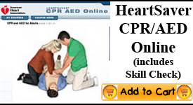 Online HeartSaver CPR