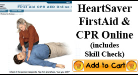 Online CPR and First Aid